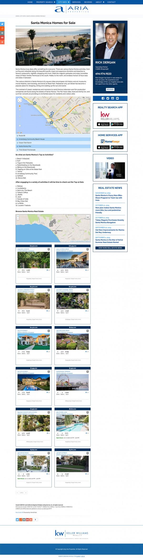 Aria Properties