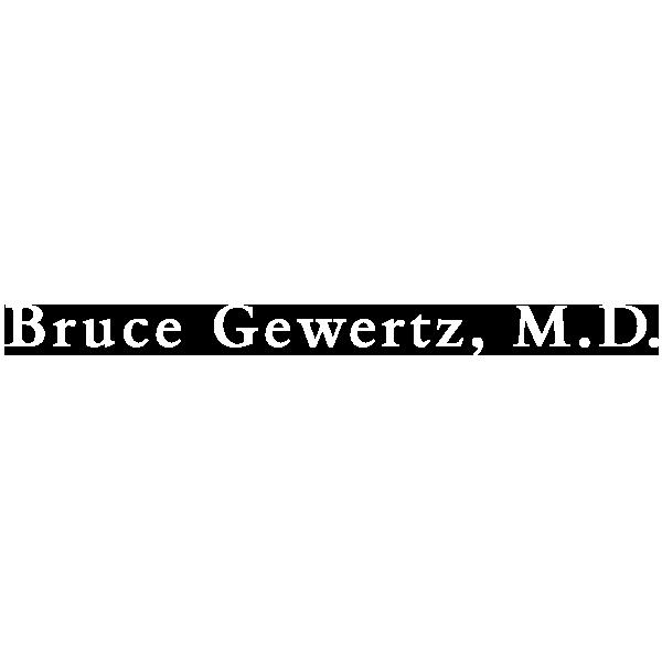 Bruce Gewertz, M.D.
